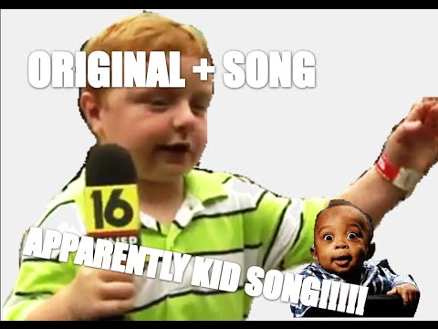 Apparently kid song (Original + song)