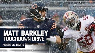 Matt Barkley Drives the Bears Down the Field for a TD! | 49ers vs. Bears | NFL