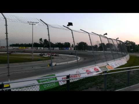 MSA Supermodifieds @ Toledo Speedway