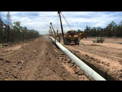 Australia Pacific LNG - A World Class Pipeline