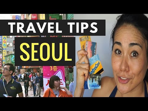 TOP 5 TRAVEL TIPS FOR SEOUL, KOREA  | TRIP PLANNING ESSENTIALS