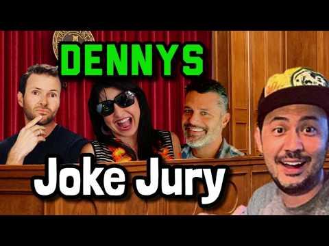 Dennys Joke Jury (01-23-2020)