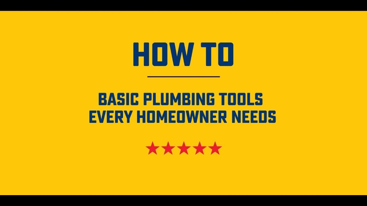 roto tools. How To | Basic Plumbing Tools Every Homeowner Needs Roto-Rooter Roto