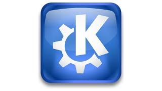 Lite om KDE 5 (skrivbordsmiljö för Linux)