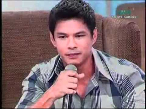 Showbiz Central - 09.19.2010 -- Gelli de Belen interviews Raymart Santiago (part 2 of 2)