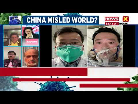 MAKE CHINA PAY, MYSTERIOUS URNS AND THE WHO GAME | NewsX