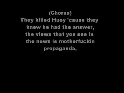 Dead Prez - Propaganda lyrics