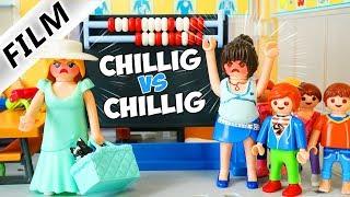 Playmobil Film deutsch | DIE EINZIG WAHRE FRAU CHILLIG Ärger in der Klasse Kinderserie Familie Vogel