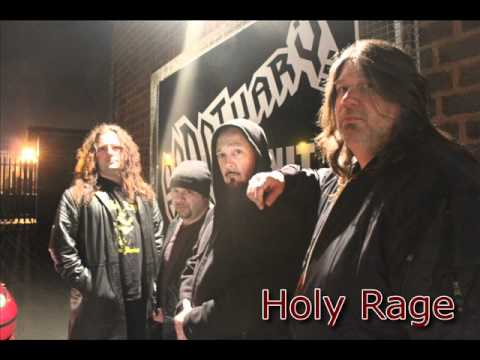 Al Atkins Holy Rage - Love at War