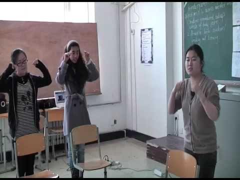 Zihan Liu Demo Class