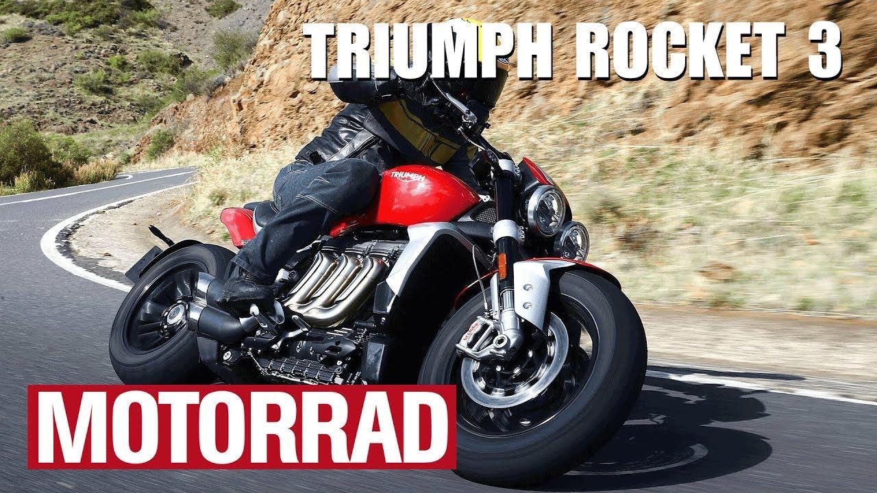 Triumph rocket 3 2020
