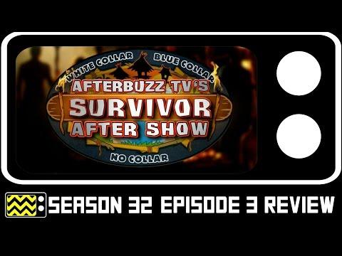 Survivor Season 32 Episode 3 Review & Aftershow | AfterBuzz TV