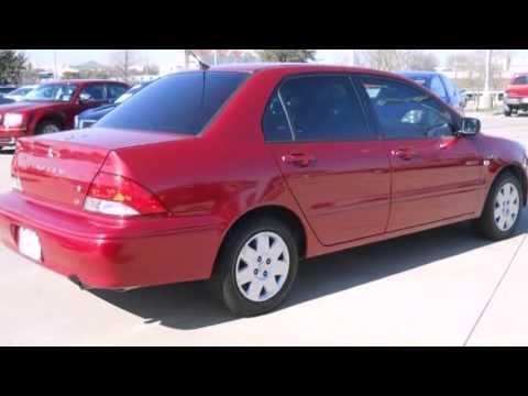 2002 Mitsubishi Lancer Es In Arlington Tx 76017 Youtube