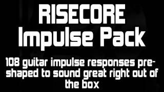 Risecore Impulse Pack - Soundtest - Eli Rises