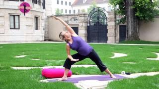 Yoga-Sequenz für Schwangere - YOGAMOUR pränatal (#45)