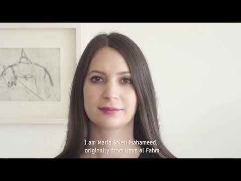 FRESHPAINT PRESENTS: MARIA SALEH MAHAMEED