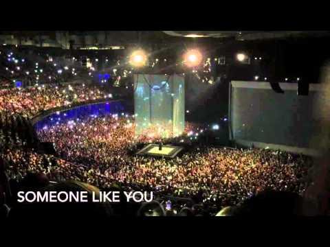 Adele - Live in the 3Arena Dublin