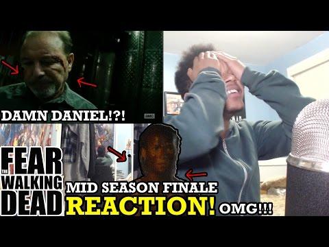 """FEAR The Walking Dead Season 2 Episode 7 """"Shiva"""" Mid Season Finale REACTION!"""