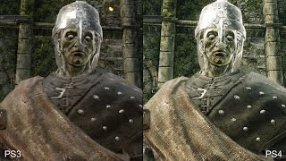 Dark Souls 2: PS4 vs PS3 Comparison