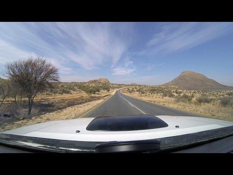Namibia Road Trip: Windhoek to Bagatelle, Kalahari