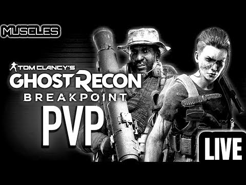GHOST RECON BREAKPOINT LIVE-GHOST WARS & MORE  |TMT| 1.0.3-SUBSCRIBE