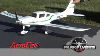 Cessna 350 Corvalis EP RTF Electric Airplane