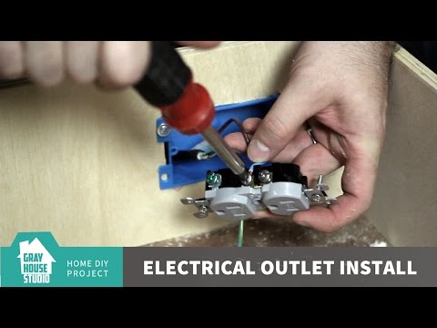 electrical-outlet-install:-tool-charging-drawer