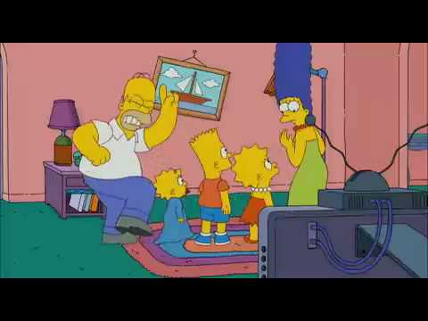 Simpsons - New Main Title