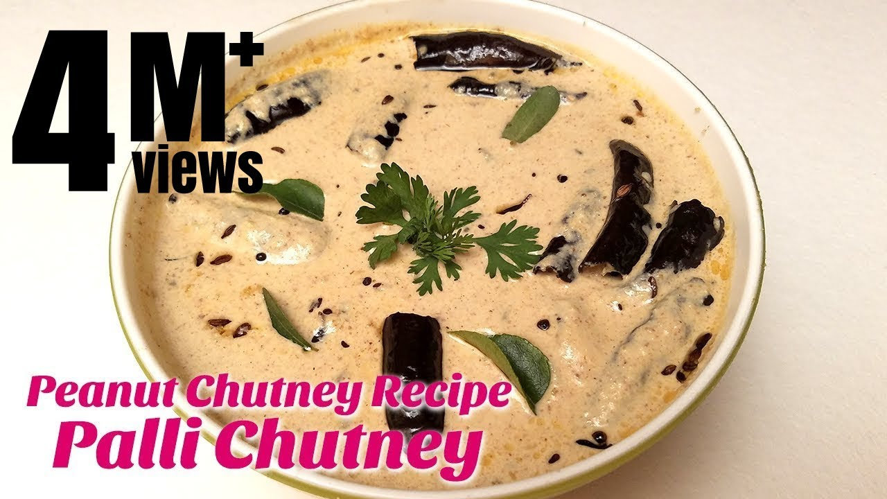 recipe: how to make peanut chutney in hindi [19]