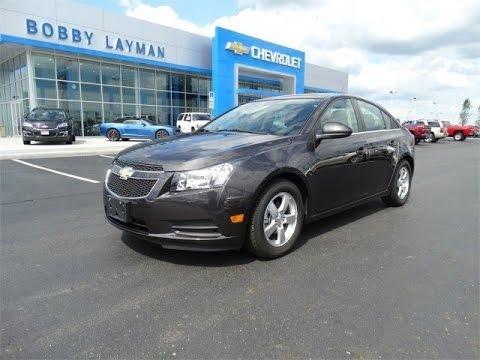 Bobby Layman Chevrolet >> 2014 Chevrolet Cruze 1lt Review Used Cars Online At Bobby Layman Chevrolet