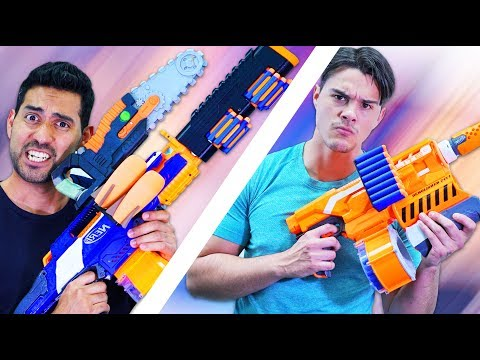 Thumbnail: NERF Build Your Weapon! [Ep 2]