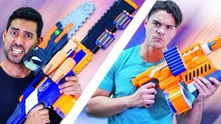 NERF Build Your Weapon!  [Ep 2]