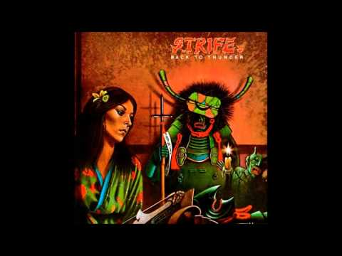 Strife - Back To Thunder [1978] (full album vinyl rip)