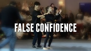 Sean Lew and Kaycee Rice - False Confidence - Noah Kahan - Sean Lew Choreography