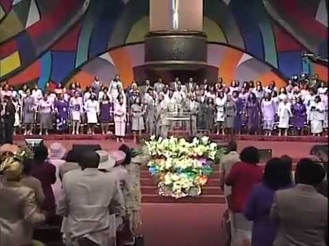 West Angeles Mass Choir - Saved By Grace
