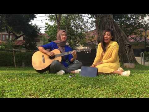 Cinta dan Rahasia-Yura (cover) - DNA ( Dewi Nita Acoustic)