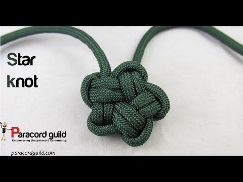 Paracord - Hur man gör en Ändknut