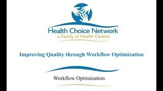 2. Workflow Optimization