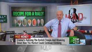 Jim Cramer explains what he thinks must happen for stocks to shake off their September struggles