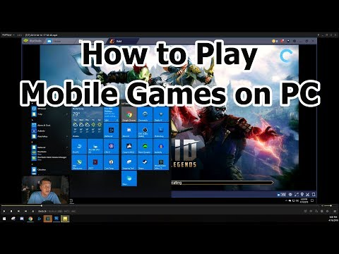 How To Play Mobile Games On PC