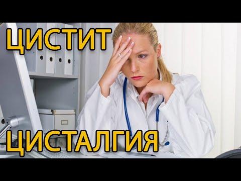 Цистит и цисталгия