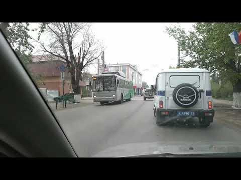 Покатушки по Рубцовску Алтайского края
