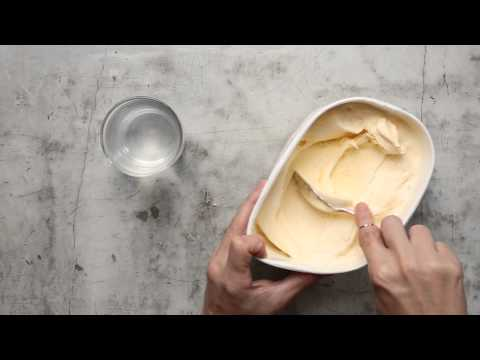 How to Make a Quenelle