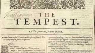 Locke: Dance of the Fantastick Spirits, from Shakespeare