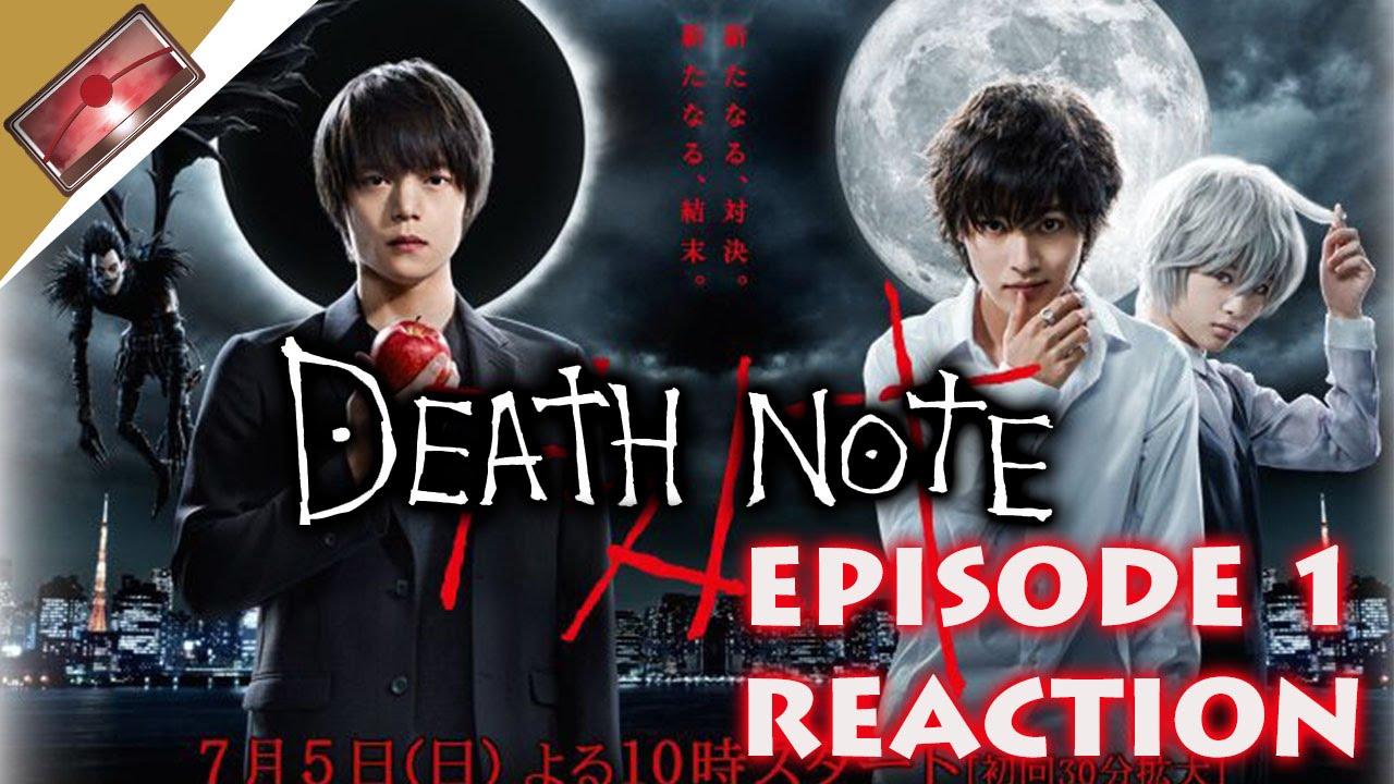 Death Note Folge 1