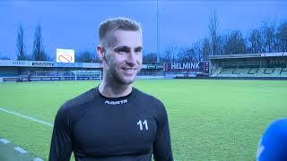 Reactie van Danny Verbeek (FC Dordrecht - FC Den Bosch)