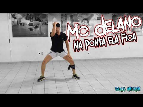 MC Delano - Na ponta ela fica / Paulo Amorim 2015