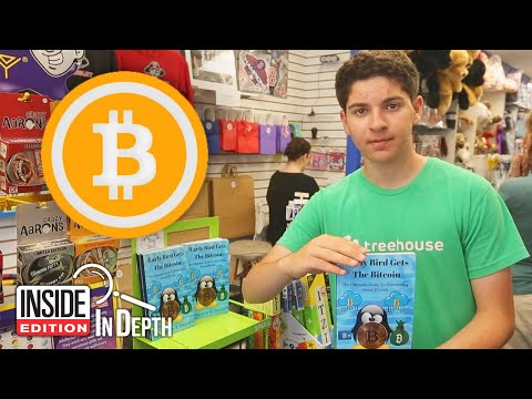 13-Year-Old Spends Winter Break Writing Book About Bitcoin