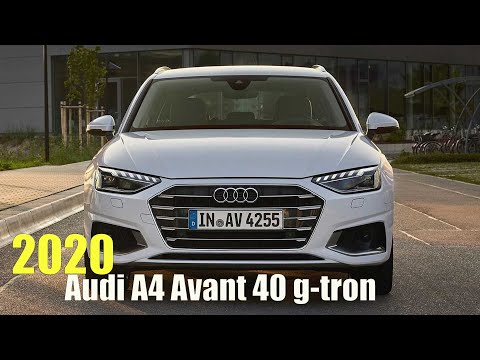 2020 Audi A4 Avant 40 g-tron from YouTube · Duration:  2 minutes 56 seconds