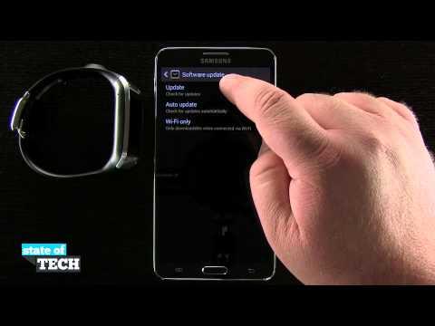 Samsung Galaxy Gear Tips